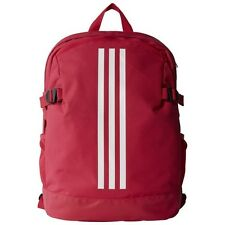 60db07d61925 Adidas Power Backpack Sports Laptop Travel School Gym Bag Rucksacks stripes  Sale