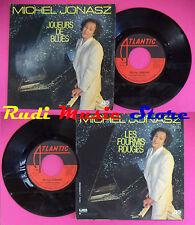 LP 45 7'' MICHEL JONASZ Jouers de blues Les fourmis rouges 1981 no cd mc dvd