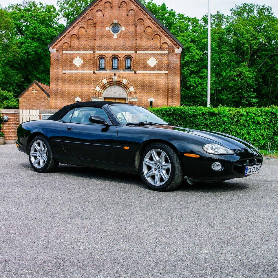 Jaguar XK, 4,0 XK8 Convertible aut., Benzin
