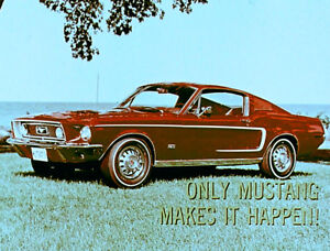 1968-Ford-Mustang-Makes-It-Happen-Promo-Film-CD-MP4-Format