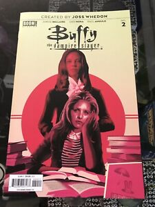 Buffy the Vampire Slayer #5 CVR B Wada VAR Boom Studios 2019
