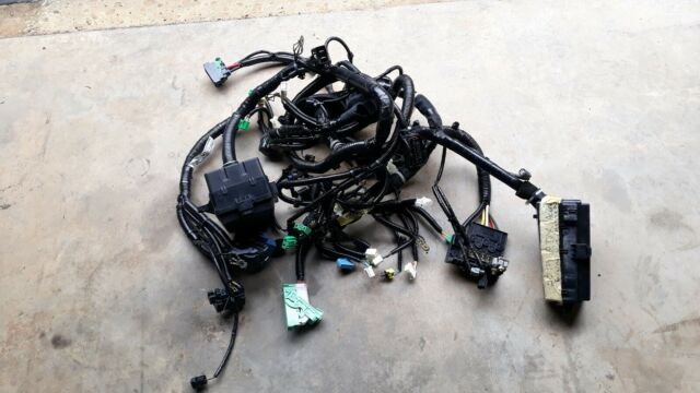 Engine Wire Harness Fits 2019 Acura Rdx Oem