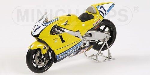 Honda MotoGP 2002 J. Vd. Goorbergh 1 12 Model MINICHAMPS