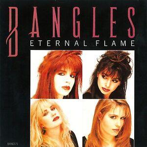 I-Bangles-Eternal-Fiamma-Retro-Copertina-Dell-039-Album-Poster-misure-A1-A2-A3-A4