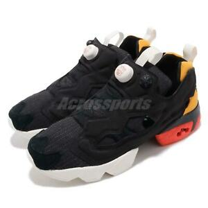 c86eb4e66cb Reebok Insta Pump Fury Black White Gold Red Year of the Pig McDull ...