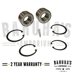 VAUXHALL-VECTRA-A-VECTRA-B-X2-FRONT-WHEEL-BEARINGS-1992-2003-BRAND-NEW