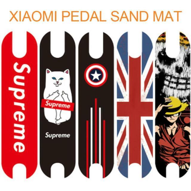DIY XIAOMI Mijia M365 Electric Scooter Pedal Footboard Griptape