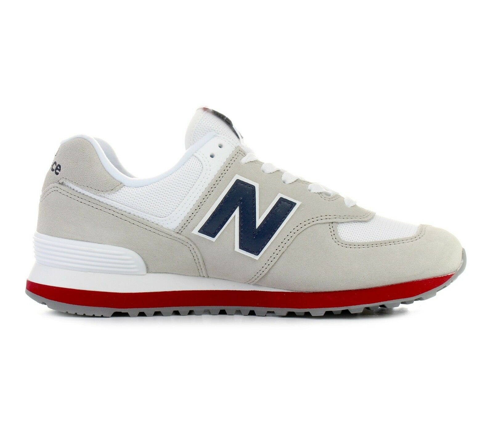 Nuovo equilibrio 574 grey / uomini della marina per il suo stile di scarpe nucleo pi ml574esa