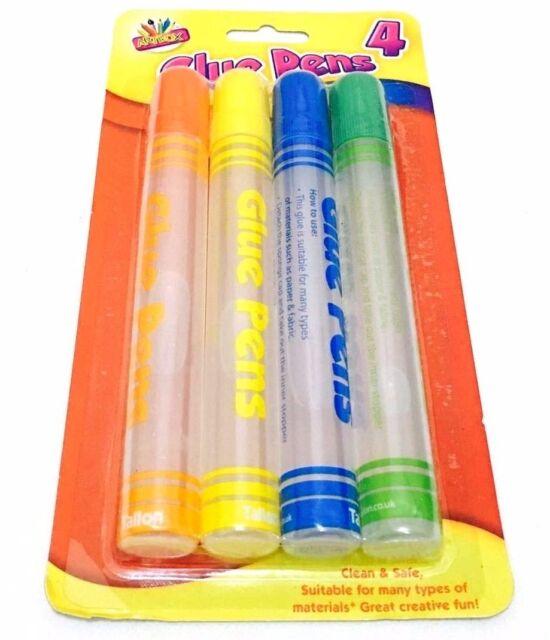 2 x Sakura Quickie Glue Adhesive Pen DXONB48 Fine Nib