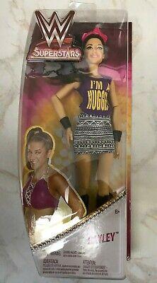 "Charlotte Flair WWE Mattel Superstar Fashions 12/"" figure livraison gratuite neuf dans emballage!"