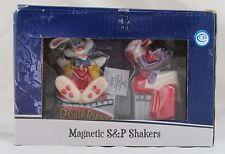 Disney Roger Rabbit and Jessica Rabbit Magnetic Salt & Pepper Shakers, Westland