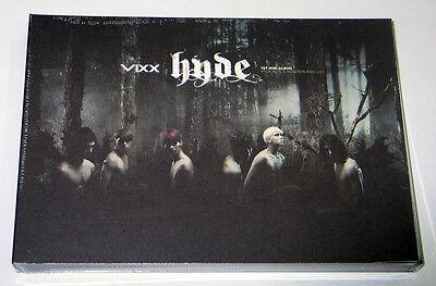 VIXX - hyde (1st Mini Album) CD+Photo Booklet+Gift Photo K-POP KPOP