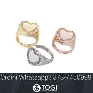 ANELLO CHEVALIER OVALE personalizzabile oro giallo rosa bianco argento 925