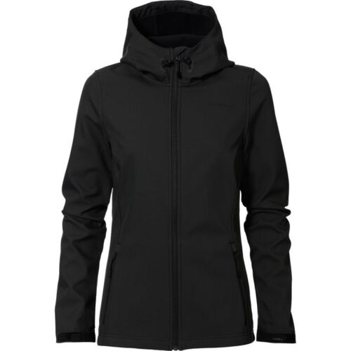 O/'NEILL Womens Softshell Jacket Coat Black Ladies Size XL BNWT