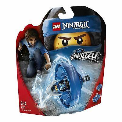 Spinjitzu Master 70635 NEW /& SEALED Spinner Building Kit LEGO Ninjago Jay