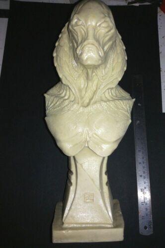 "15/""GILLMAN Creature Bust Resin Model Kit 1//3"