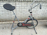 VINTAGE STATIONARY EXERCISE BIKE DP Pacer 300