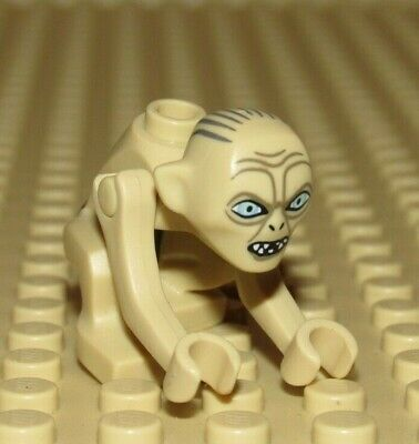 LEGO Lord of the Rings Gollum Narrow Eyes Minifigure