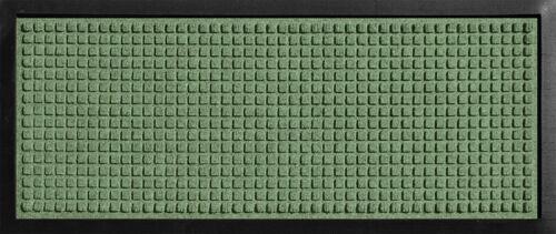 """15/""""x34/"""" Waterhog Indoor//Outdoor Boot Tray With Black Rubber Border"""