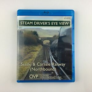 Steam-Driver-039-s-Eye-View-Settle-amp-Carlisle-Railway-Northbound-Blu-ray-2014