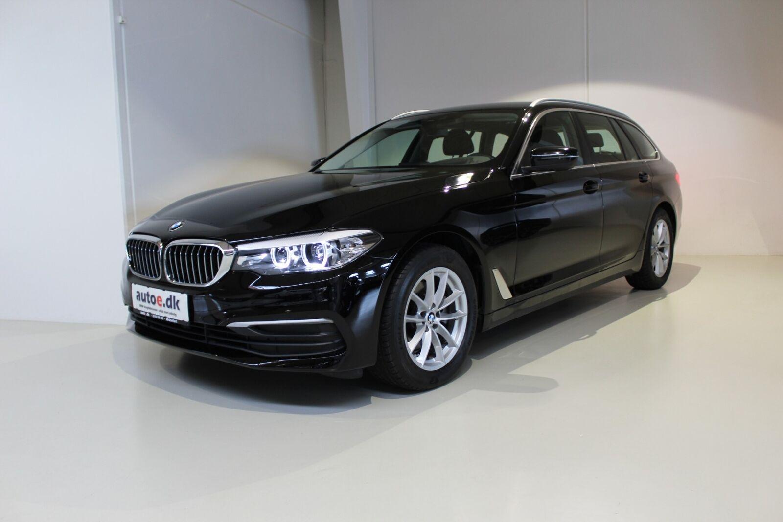 BMW 520d 2,0 Touring aut. 5d - 469.800 kr.