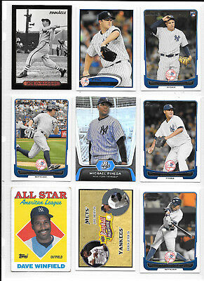 Nice Brett Gardner Plus 8 More Yankees Baseball Cards Sports Mem, Cards & Fan Shop