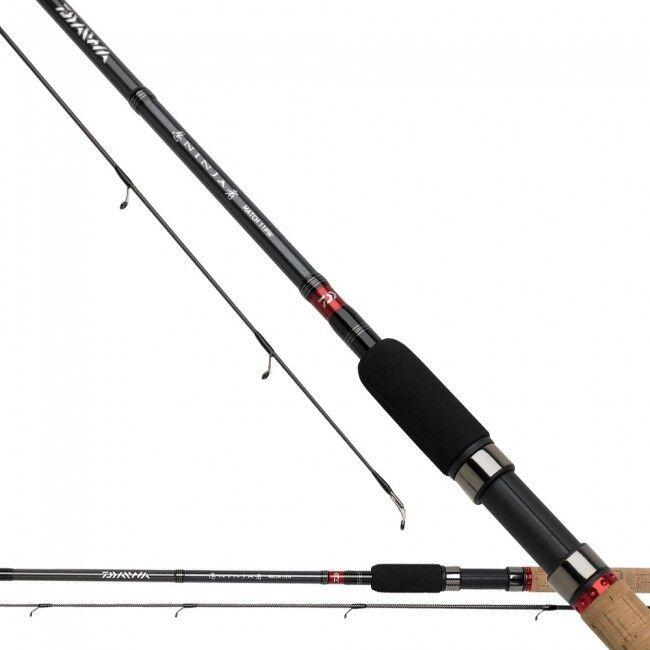 Daiwa Ninja Match Rod 11ft Model NJM11PW-AU 2pc