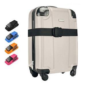 Reise-Kofferband-Koffergurt-Gepaeckband-Kofferriemen-Gepaeckgurt-Kofferguertel-Band