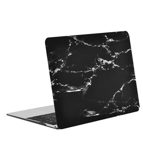 """Marble Rubberized Hard Case for Macbook Air 11/"""" Macbook 12/"""" /& 15/"""" with  Retina"""