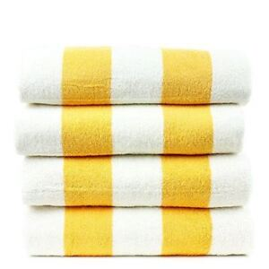 Image Is Loading Luxury Hotel Collection 100 Pool Beach Towel Set