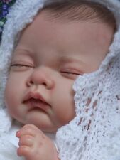 REBORN BABY GIRL DOLL - Custom Order By Angel Art Reborn Nursery