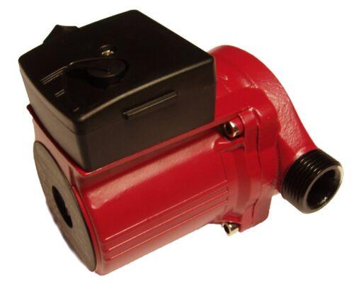 Heating Pump 130-180 mm 4,5-8m Dn 15,25 Alternative Grundfos Wilo Biral Laing