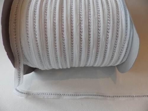 5 metres x 10mm  Satin//Velvet//Glitter Ribbon Select from 9 colourways Chevron