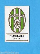 FOOTBALL CLUBS-PANINI 1975-Figurina n.188- FLORIANA - MALTA - SCUDETTO -Rec