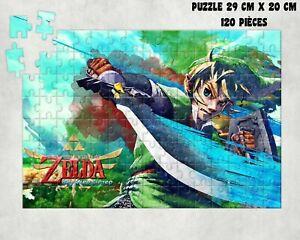 Puzzle Zelda Skyward Sword Ebay