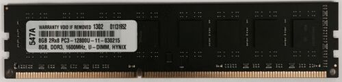 8GB MEMORY MODULES FOR Lenovo ThinkCentre M93p 10A9