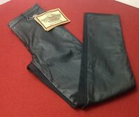 Ladies' Harley-davidson® Leather Pants Size 36/8 W
