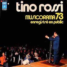 Tino Rossi - Musicorama 73 enregistré en public - LP - washed - # L 1328