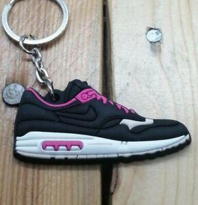 Porte cles nike air max 1 keychain trainer accessories | eBay