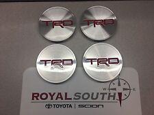 Toyota FJ Cruiser Tacoma TRD Beadlock Wheel Center Cap Set (4) Genuine OE