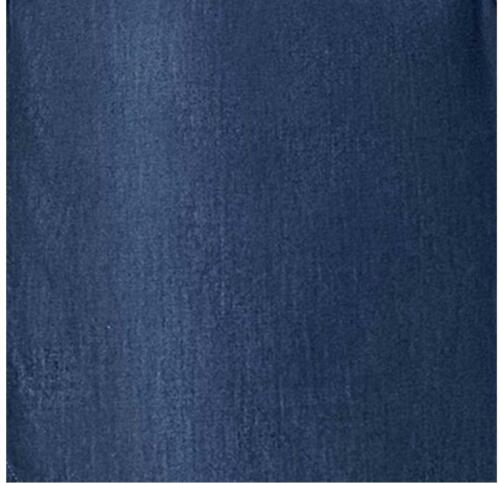 NEW WOMENS GLORIA VANDERBILT ASHLEIGH SOFT DENIM DRESS ROLL TAB SLEEVE VARIETY