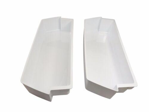 2-Pack Door Shelf Bins 2187172 for Whirlpool Kenmore Refrigerator fits PS328468