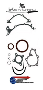 Bottom-End-Conversion-Gasket-amp-Oil-Seal-Set-For-Z32-300ZX-VG30DETT