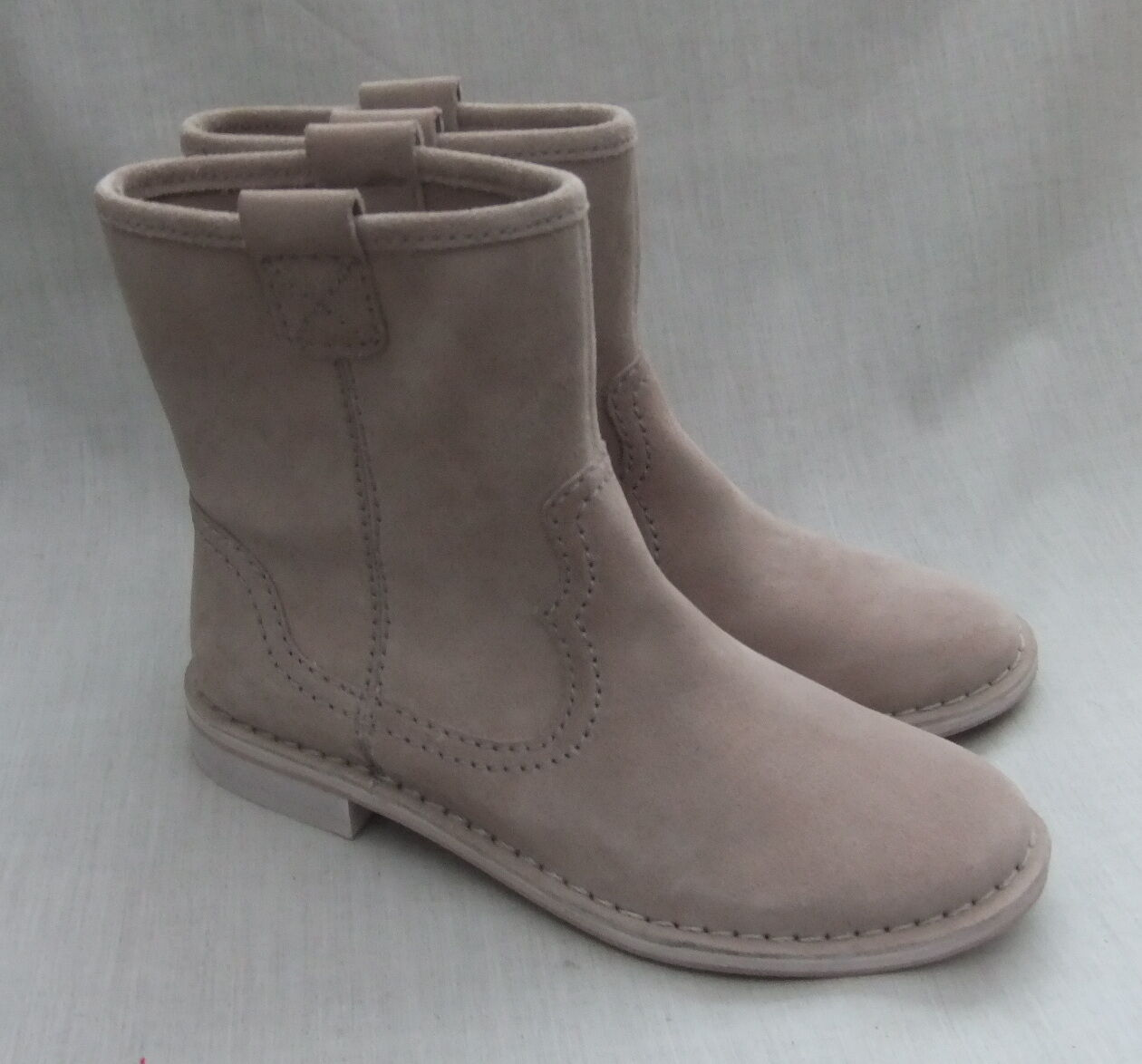 NEW CLARKS Stiefel CABARET ROCK Damenschuhe SHINGLE Stiefel SUEDE Stiefel SHINGLE fc2e7f