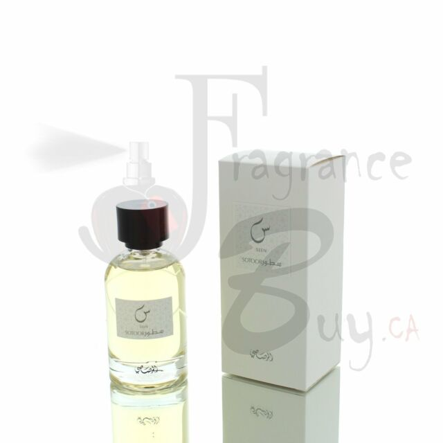Sotoor Seen Rasasi EDP 100ml Boxed