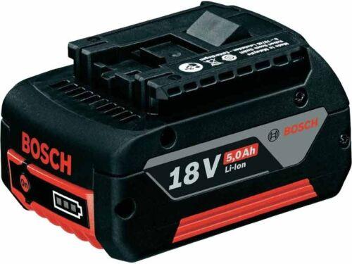 Bosch GBA5.0 Ah CoolPack Li-Ion Battery Pack 18 Volt 5.0ah 5AMP