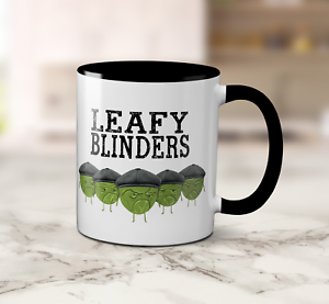 Christmas Presents Family Friends Gifts Supermarkets Fun The Leafy Blinders Mug