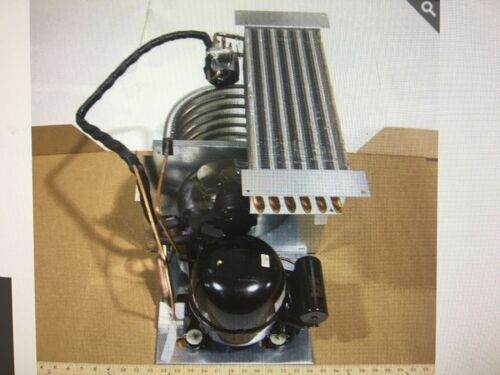 Cooler Refrigeration System Complete & Operational, Royal Vendors, 1/3 HP