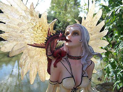 15144 Figurine Fee Heroic Fantasy Grand Modele Gm Les Alpes Fata Fees