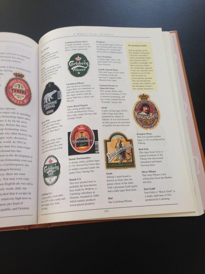 The World Encyclopedia BEER, Brian Glover, genre: anden